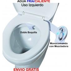 Bidet plus agua fria/caliente Uso Izquierdo