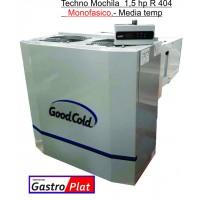 TPM0150M TECHNO PARED 1,5HP R-404A MONOF MT(ex IVTM 140A)