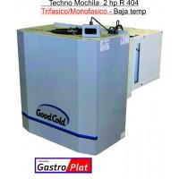 TPM0150T TECHNO PARED 2 HP R-404A TRIF. MT